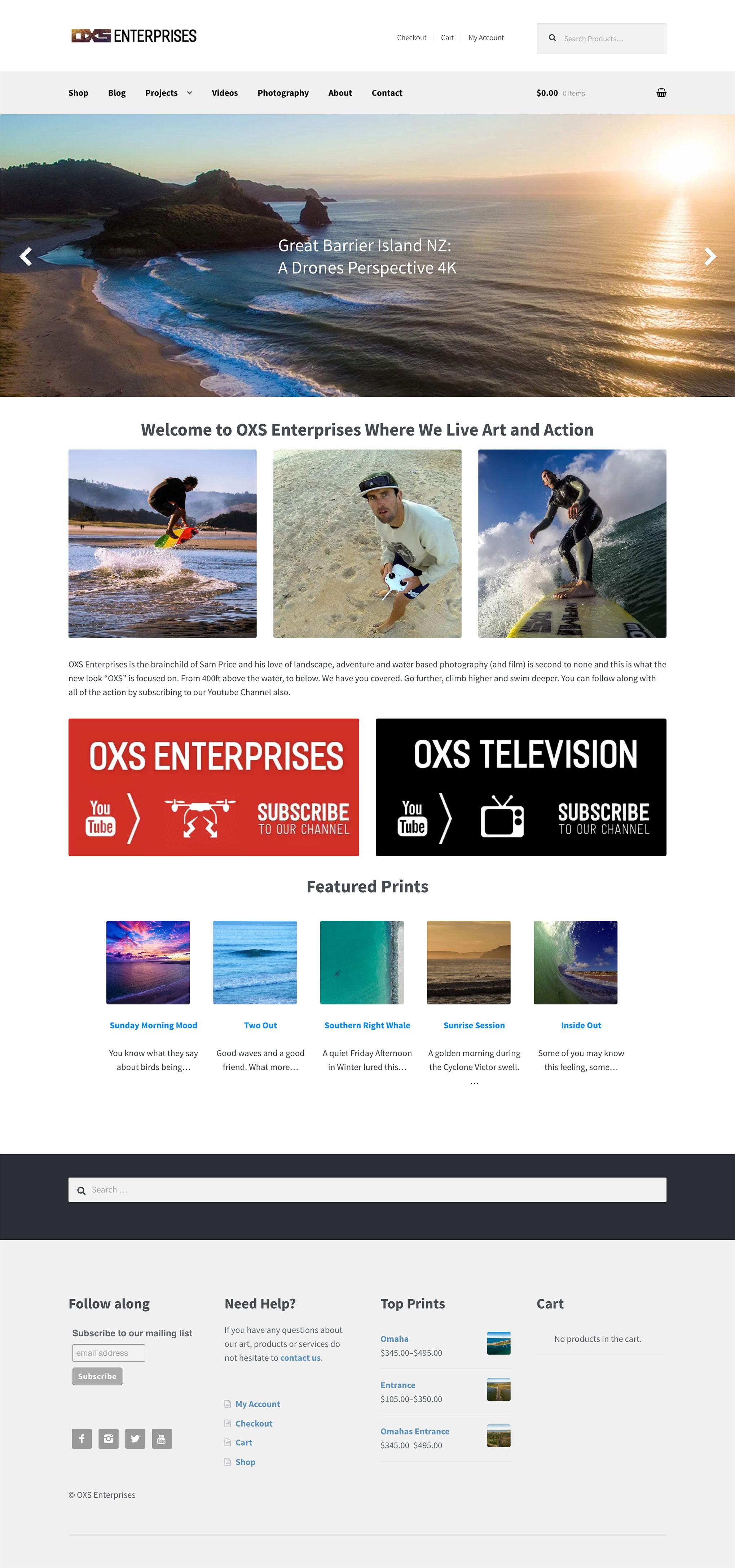 oxs-enterprises-home-page